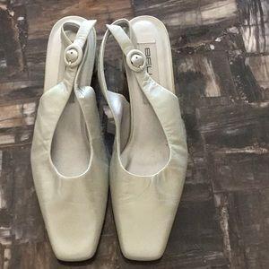 Bellini Silver Heels new